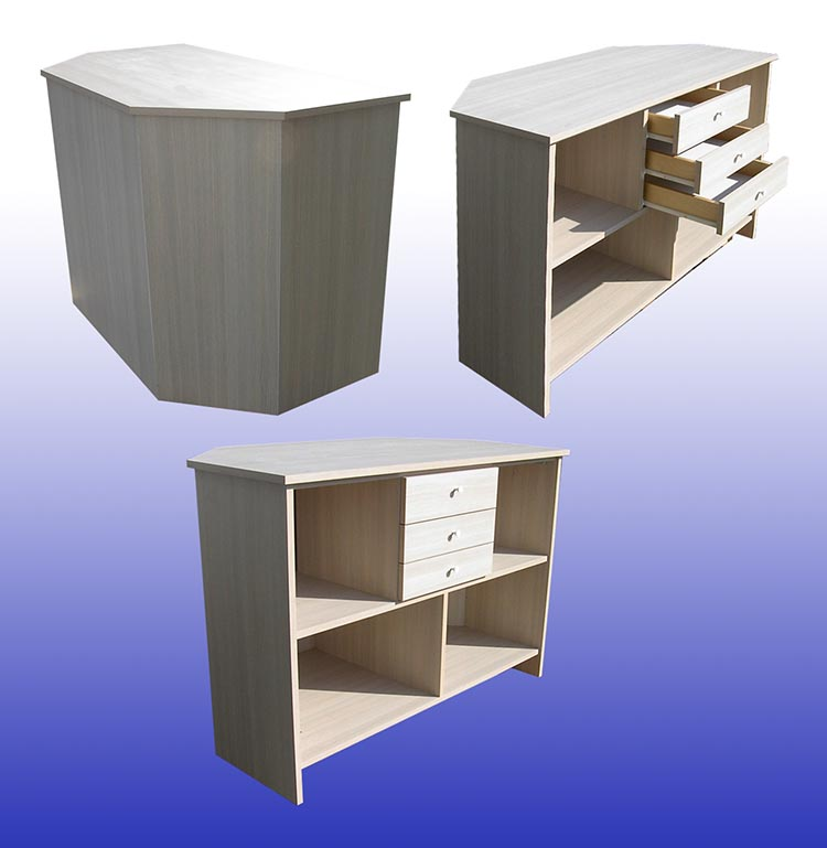 Produzione vendita banchi cassa e banchi vendita per negozi for Arredamento vendita