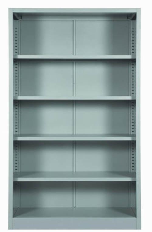 Scaffalature Metalliche Chiuse.Produzione Vendita Armadi Librerie Con Scaffali Metallici