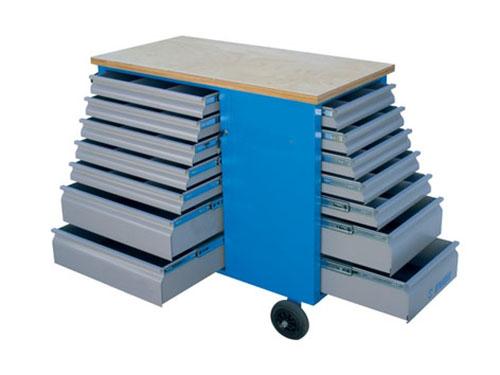 Progettazione produzione e fornitura cassettiere metalliche porta