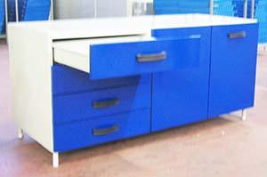 Cassettiere In Metallo Usate.Produzione Vendita Cassettiere Metalliche Lamiera O Inox Porta