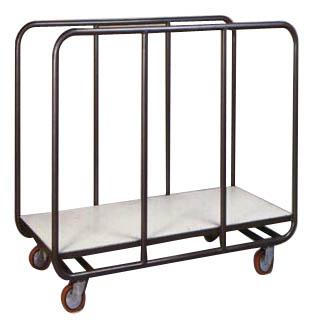 Produzione vendita carrelli con base di carico in lamiera per movimentazione aziendale dei prodotti