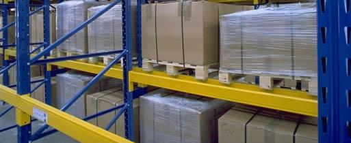 Scaffali Porta Pallet Usati.Produzione Vendita Montaggio Scaffalature Porta Pallets A Norma