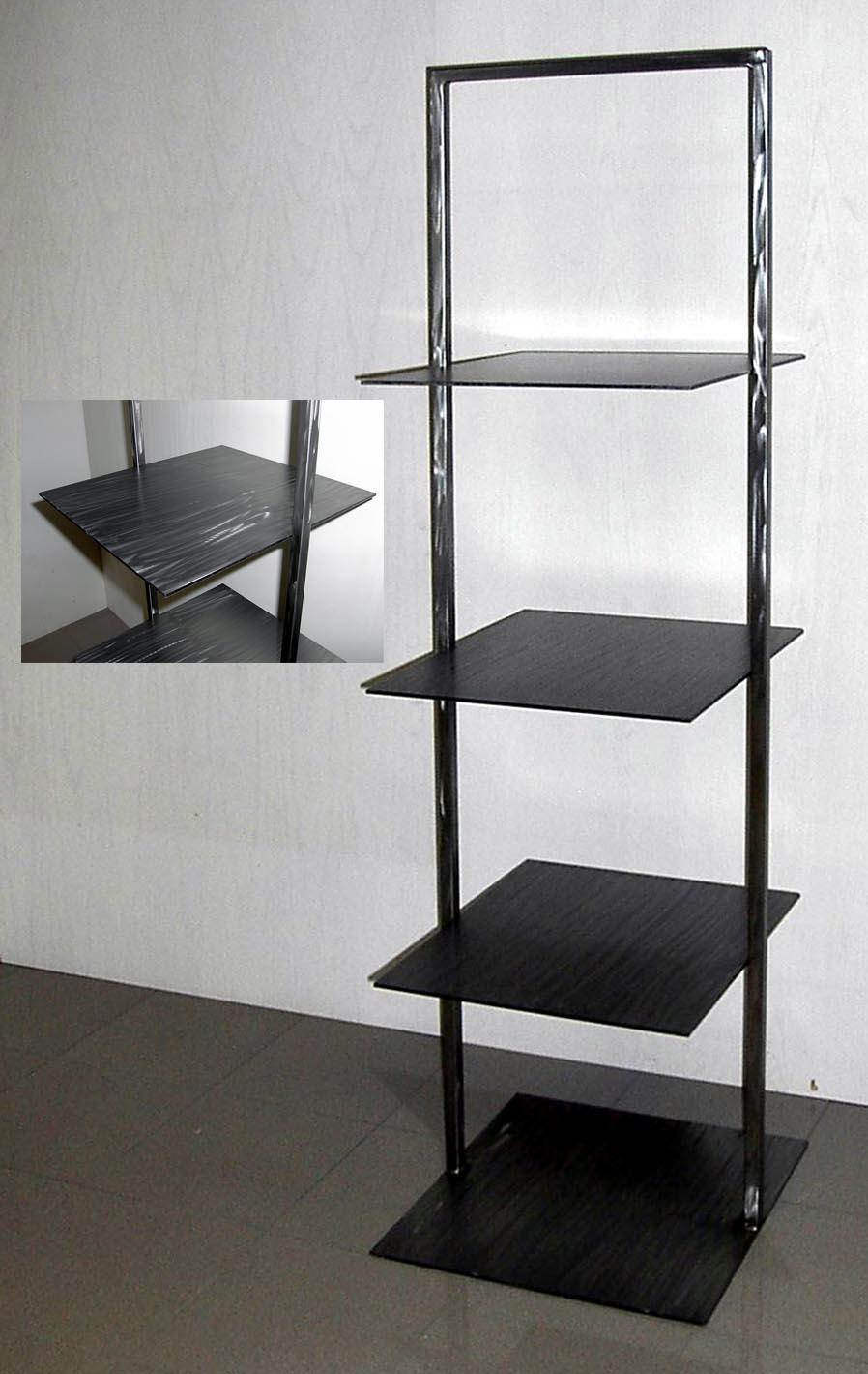 Produzione e vendita scaffalature per negozi scaffali for Scaffali design
