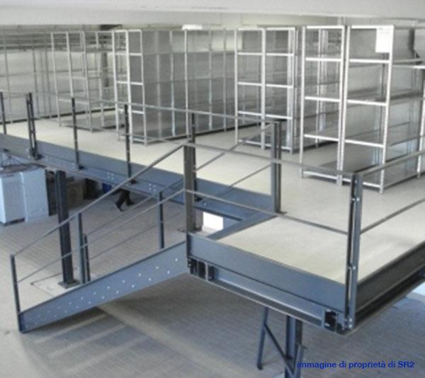 Di emme progettazione e realizzazione soppalchi con for Software di piano di pavimento del garage