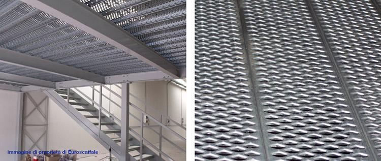 Di emme produzione vendita e montaggio soppalchi con for Software di piano di pavimento del garage