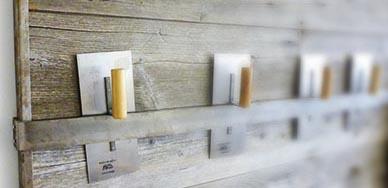 Dm produzione vendita stender a muro per negozi e for Arredamento magazzino