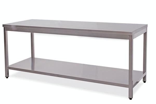 Dm carpi modena produzione tavoli da lavoro con ripiani for Piani domestici di 2000 piedi quadrati