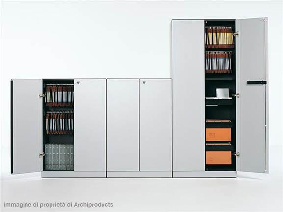 Armadio In Ferro Per Ufficio : Produzione e vcendita mobili armadio in metallo per uffici