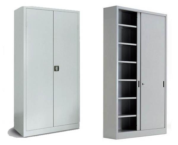 Armadi Per Ufficio Con Serratura : Produzione e vcendita mobili armadio in metallo per uffici