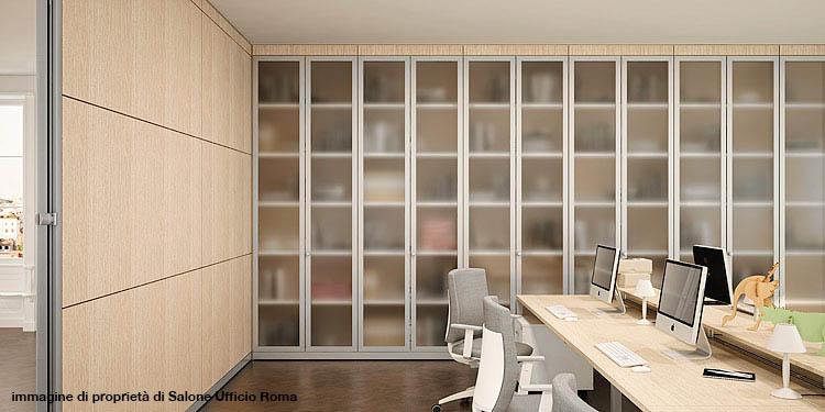 Dm carpi modena progettazione e montaggio pareti divisorie for Armadi da ufficio