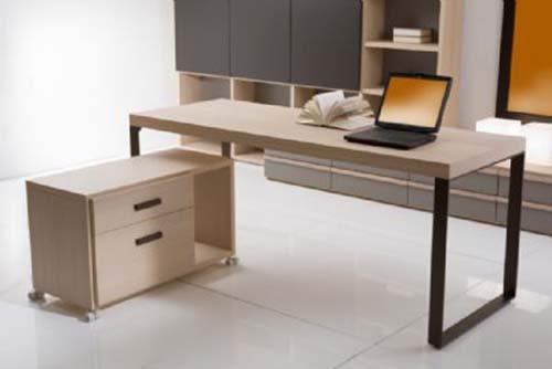 Produzione e vendita scrivanie ergonomiche con cassettiere for Scrivania da reception