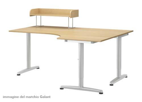 Sgabello ergonomico per pc. var sedia thatsit balans scrivania